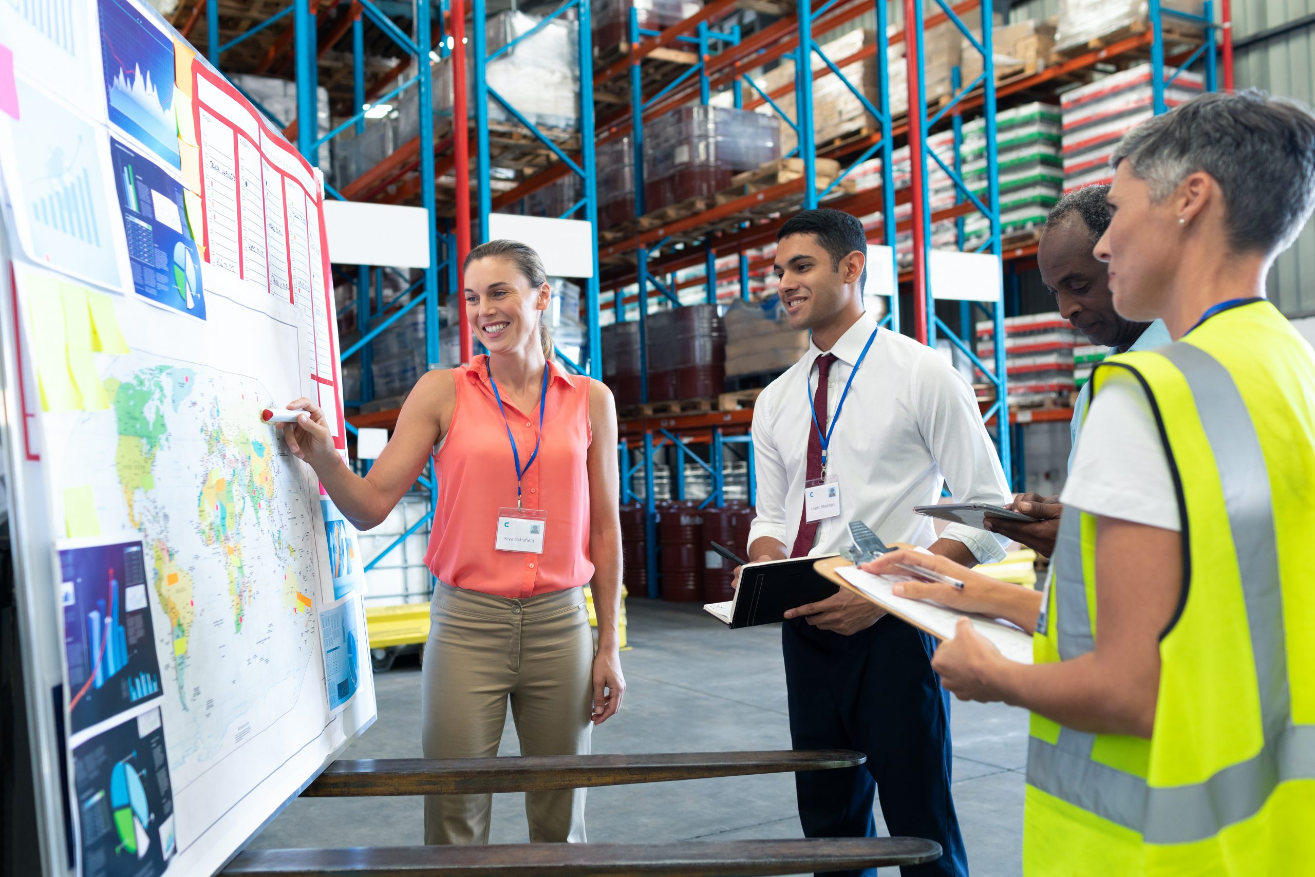 Manufacturers face new training challenges due to Covid-19